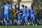 Украина U-19 в тяжелом матче эффектно обыграла Бельгию, но не сумела квалифицироваться на Евро-2019