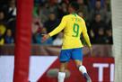 Бразилия одержала волевую победу над Чехией в товарищеском матче