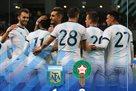 Аргентина без Месси вырвала победу у Марокко