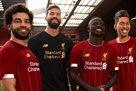 Ливерпуль презентовал домашнюю форму на следующий сезон