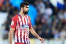 Атлетико накажет Косту за красную карточку в матче против Барселоны