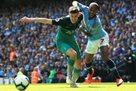 Манчестер Сити минимально обыграл Тоттенхэм и вышел на первое место