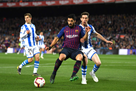 Барселона — Реал Сосьедад 2:1 Видео гола и обзор матча