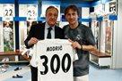 Модрич провел 300-й матч за Реал