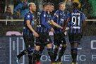 Аталанта добыла волевую победу в матче против Наполи