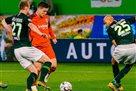 Айнтрахт упустил победу в матче с Вольфсбургом