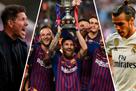 Примера, итоги сезона: легкое чемпионство Барселоны, ад Реала и беспомощность Атлетико