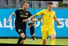 Гол Цитаишвили не помог юниорской сборной Украины обыграть Колос
