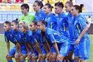 Юбилей Дарьи Апанащенко женская сборная Украины отметила ничьей с Беларусью
