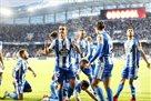 Депортиво оказался сильнее Малаги в первом полуфинальном матче за выход в Ла Лигу