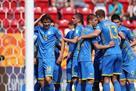 Сикан — лучший бомбардир сборной Украины U-20 и второй на ЧМ
