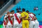 Венесуэла и Перу сыграли вничью
