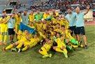 Дефлимпийская сборная Украины — чемпион Европы