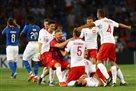 Чемпионат Европы U-21: Испания оказалась сильнее Бельгии, Польша обыграла Италию