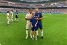 Андрей Шевченко: Я был счастлив встретить старых друзей и снова сыграть за Челси