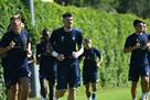 Динамо провело первую тренировку после отпуска