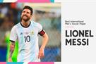Месси — лучший футболист года по версии ESPN