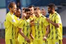 Украинец Сергийчук отличился эффектным голом в матче Лиги Европы
