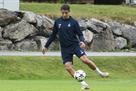 Де Пена: Мое желание — остаться в Динамо на долгие годы