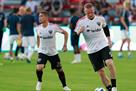 Руни после бэкхемовской передачи забил 11-й гол в нынешней MLS