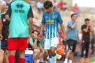 Фелиш травмировался в дебютном матче за Атлетико