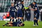Дибала и Маккени получили травмы в первом тайме матча против Сассуоло