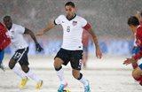 Вот в таких условиях пришлось играть США и Коста-Рике, в главной роли Клинт Дэмпси, Getty Images