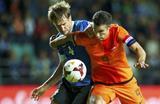 Ван Перси спас Нидерланды, фото Getty Images