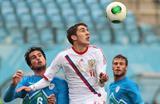 Константин Базелюк в списке Капелло. ©Evgeny Mokrousov/Sportarchiv