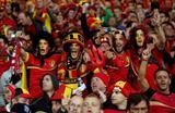 Путь на ЧМ: Бельгия