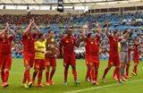 Бельгия выходит в плэй-офф, Getty Images