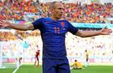 Без ван Перси Роббен станет главной ударной силой команды, фото fifa.com