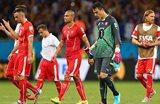 Швейцарии нужно сделать выводы из матча с французами, AP