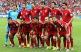 Сборная Испании готовится к матчу с Чили, фото getty images