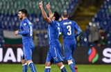 Эдер празднует гол в ворота Болгарии, фото getty images