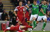 Ирландцы явно не ожидали такой прыти от Беларуси, Getty Images