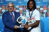 Ренату Санчес, uefa.com