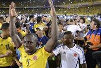 Колумбия спустя 16 лет возвращается на мундиаль, Getty Images