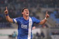 Жулиано открыл счет в матче, Football.ua