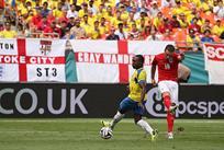 Ламберт вывел Англию вперед, Getty Images