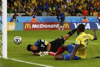 За Эквадор на ЧМ забивает только Эннер Валенсия