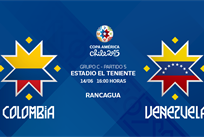 Копа Америка — 2015. Колумбия — Венесуэла 0:1