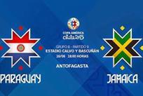Копа Америка — 2015. Парагвай — Ямайка 1:0