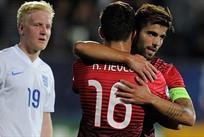 Евро-2015 (U-21). Англия — Португалия 0:1
