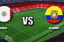 Копа Америка — 2015. Мексика — Эквадор 1:2