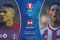 Копа Америка — 2015. Перу — Парагвай 2:0