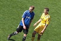 Фрагмент матча, фото ФК Металлист