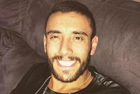 Алан Рускел, фото из инстаграма игрока