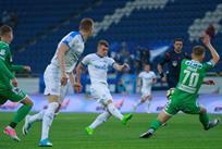 Днепр вел в два гола, но уступил, ФК Днепр