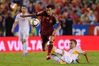 Испания победила Македонию, Getty Images